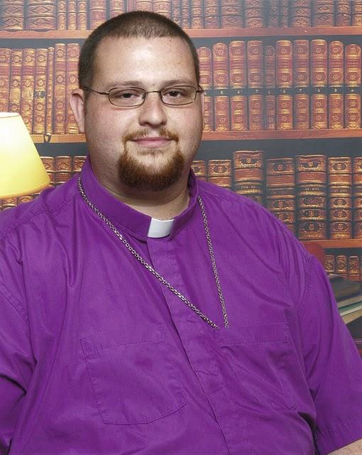 The Right Rev. Gregory Godsey, OSFoc